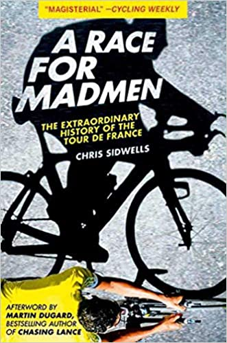 A Race for Madmen book cover