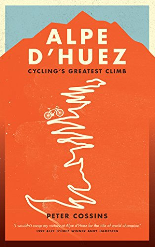 Book cover for Alpe d'Huez: Cycling's Greatest Climb