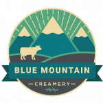Blue Mountain Creamery logo