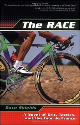 Book cover for The Race by Dave Shields